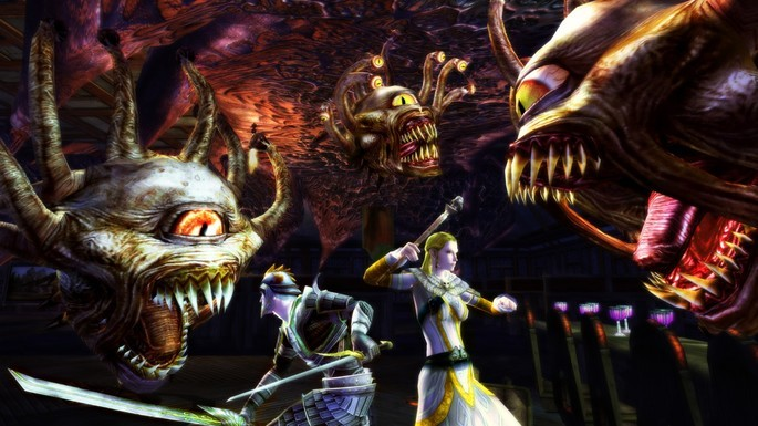 19 Dungeons & Dragons Online