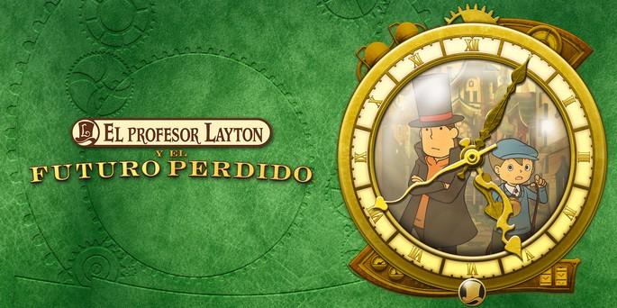 19 El Profesor Layton y el Futuro Perdido