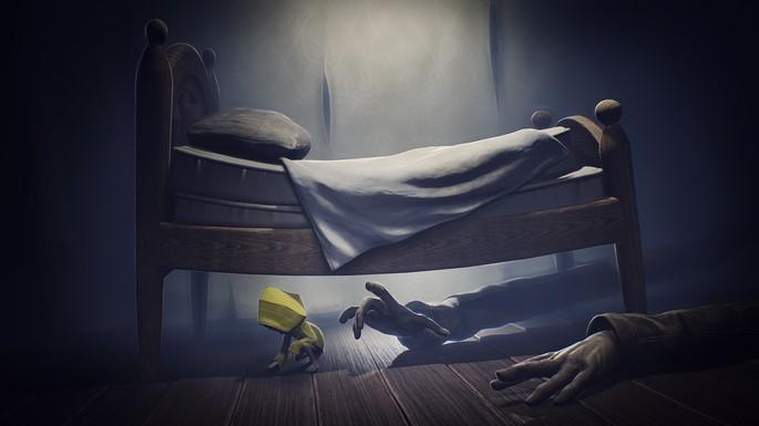 19 Little Nightmares - Mejores juegos de terror