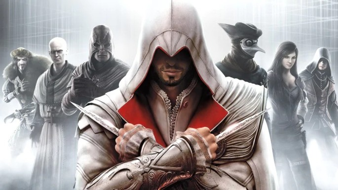 2 Assassin's Creed Brotherhood - Mejores Assassins Creed