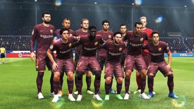 FIFA 19 FC Barcelona