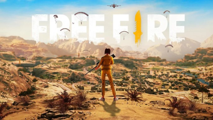 2 Free Fire