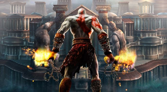 2 God of War 2