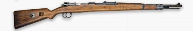 pugb Karabiner 98 Kurz