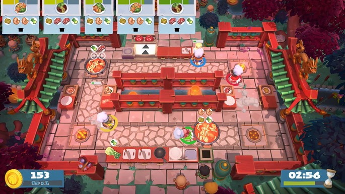 2 Overcooked! 2 - Juegos multijugador local