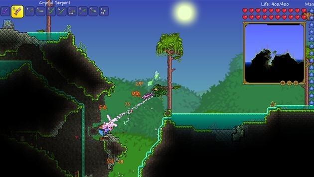 Mejores juegos para PC con pocos requisitos: Terraria