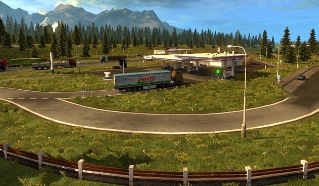 Mejores juegos para PC con pocos requisitos: Euro Truck Simulator 2