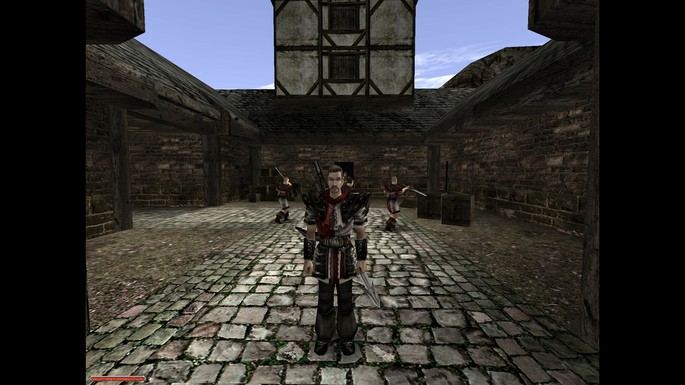 Gothic II - Mejores juegos RPG para PC