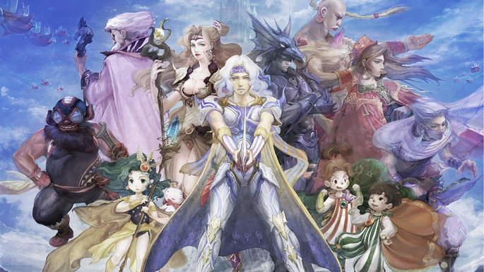 21 Final Fantasy IV