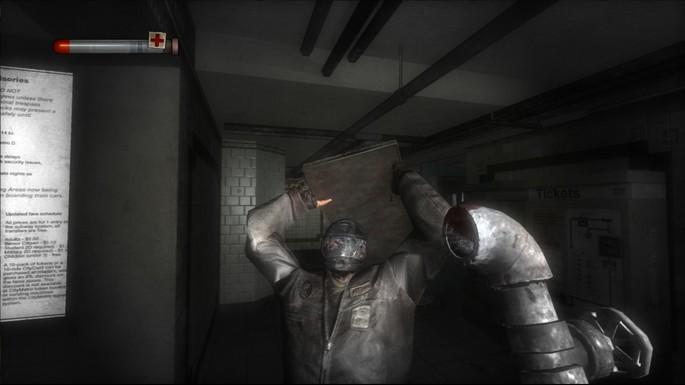 22 Condemned Criminal Origins - Mejores juegos de terror