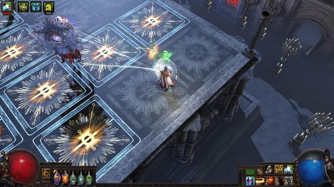 Path of Exile - Mejores juegos RPG para PC