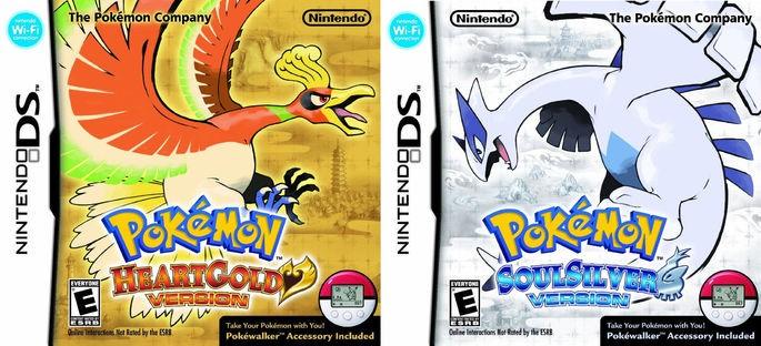 22 Pokémon HeartGold SoulSilver