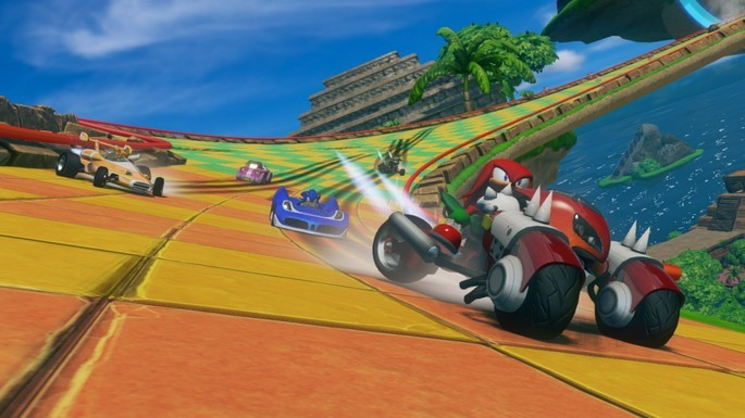 22 Sonic & All-Stars Racing Transformed - Juegos multijugador local