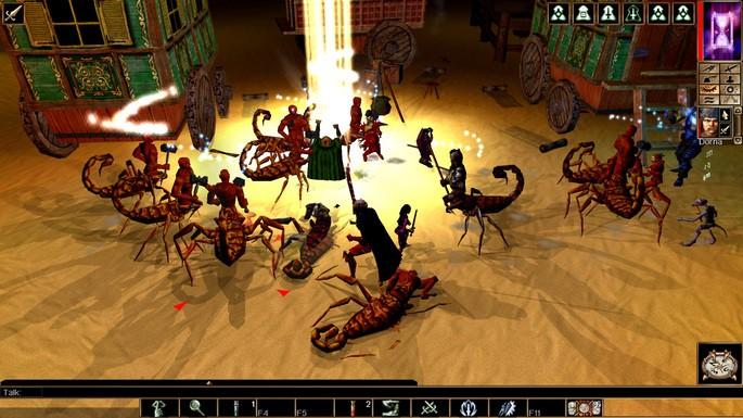 Neverwinter Nights - Mejores juegos RPG para PC