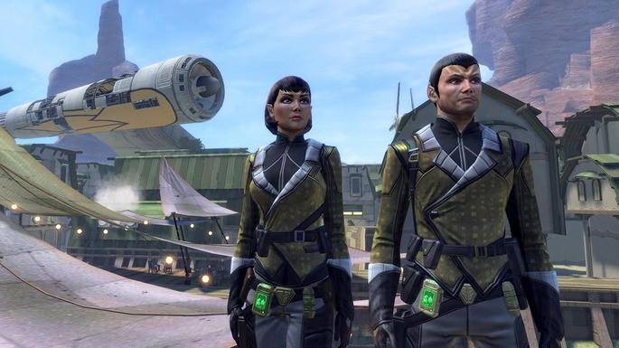 23 Star Trek Online