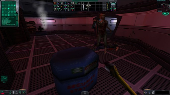 23 System Shock 2 - Mejores juegos de terror