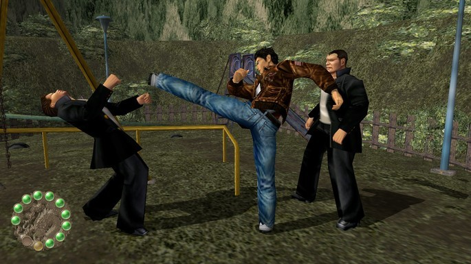 24 Shenmue