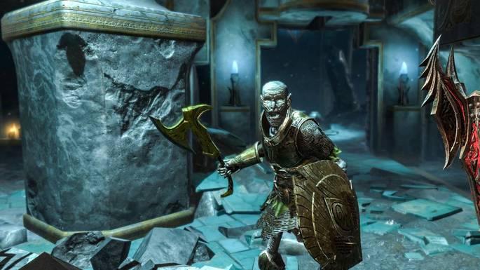 25 The Elder Scrolls Blades