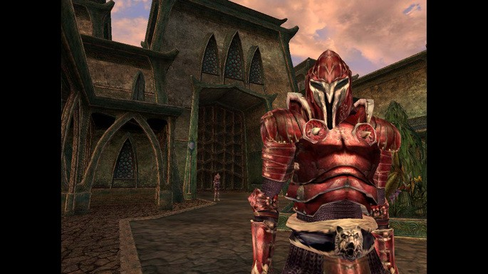 25 The Elder Scrolls III Morrowind
