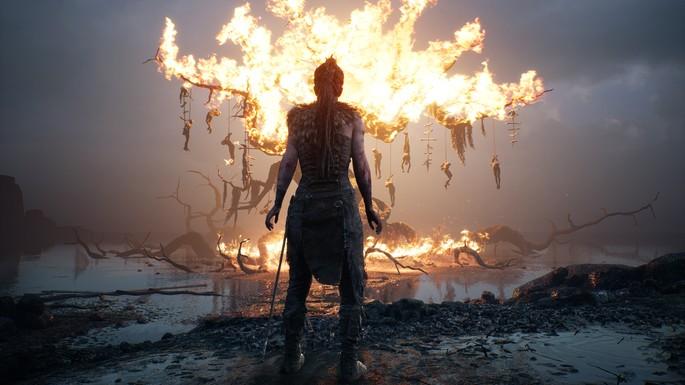 26 Hellblade Senua's Sacrifice - Mejores juegos de terror