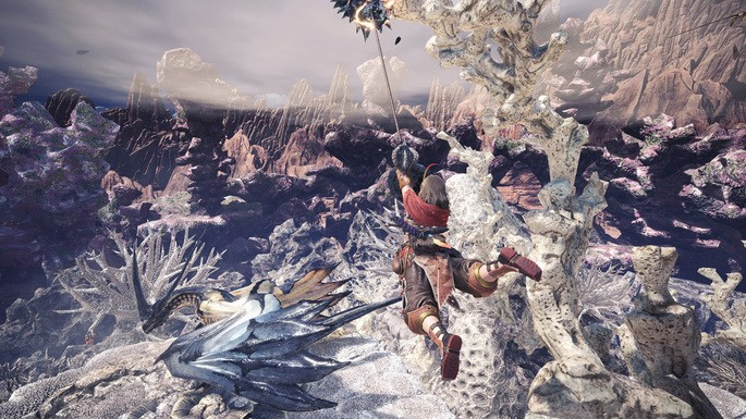 Monster Hunter: World - Mejores juegos RPG para PC
