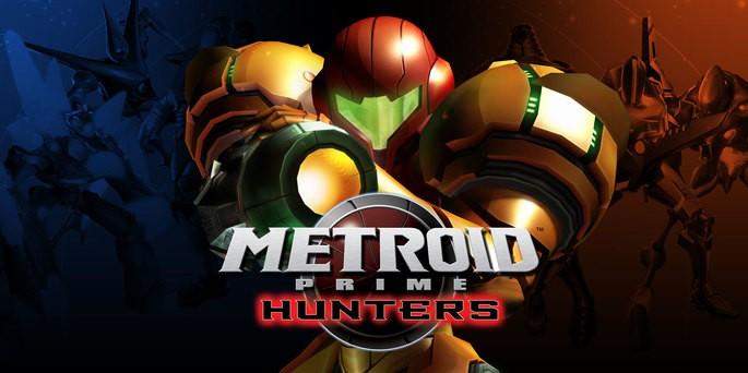 27 Metroid Prime Hunters