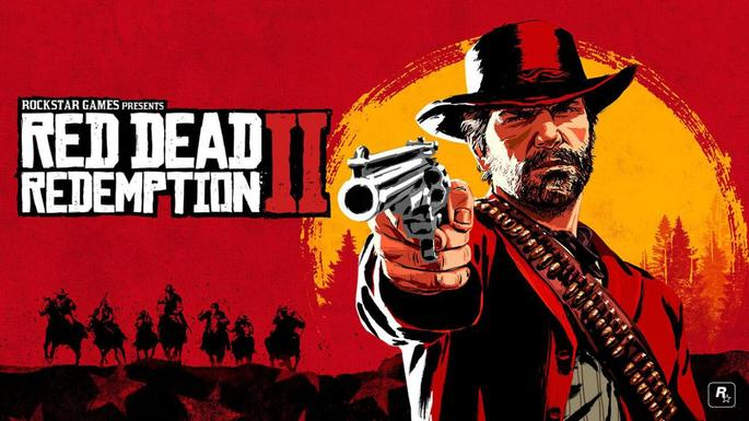 29 Red Dead Redemption 2