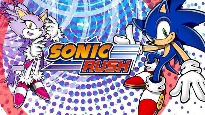 29 Sonic Rush