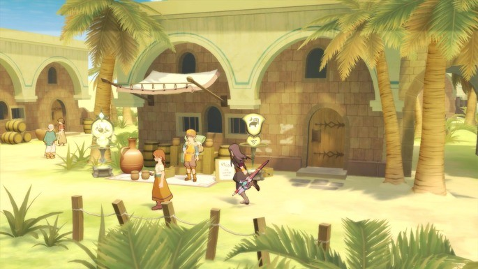 Tales of Vesperia - Mejores juegos RPG para PC