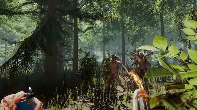 29 The Forest - Mejores juegos de terror