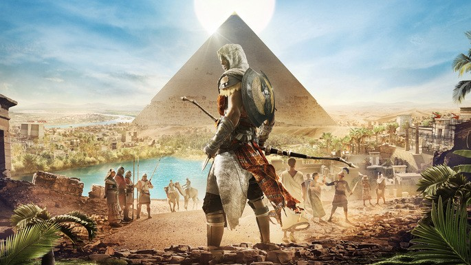 3 Assassin's Creed Origins - Mejores Assassins Creed