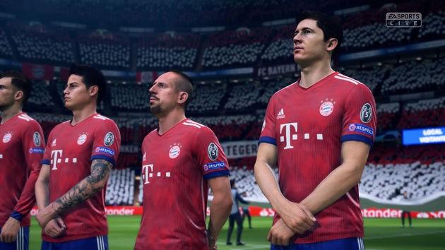 FIFA 19 FC Bayern