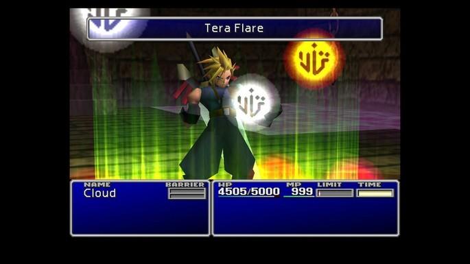 Final Fantasy VII - Mejores juegos RPG para PC