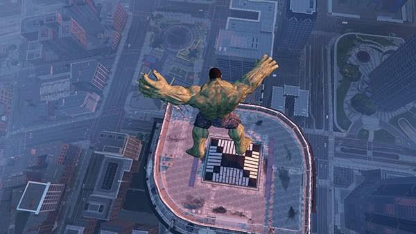 GTA V Mods: Hulk
