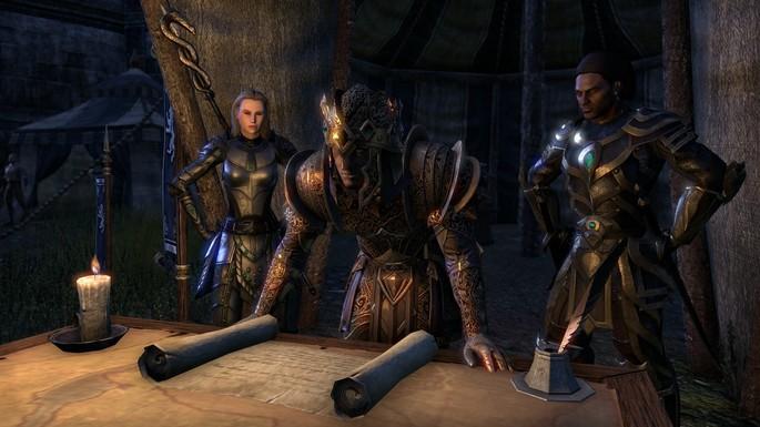 3 The Elder Scrolls Online