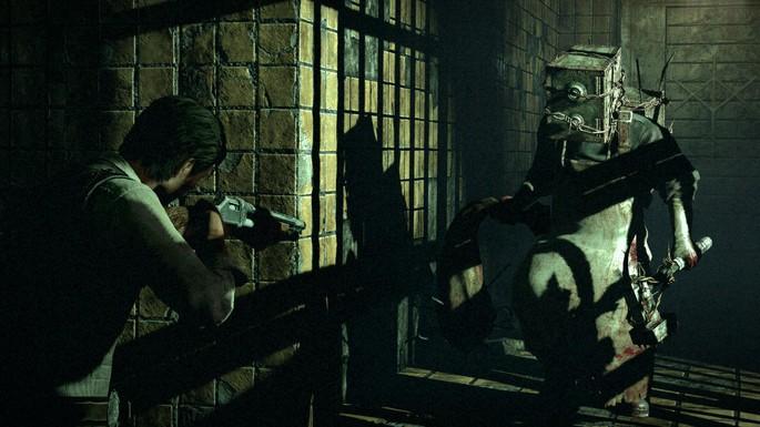 3 The Evil Within - Mejores juegos de terror