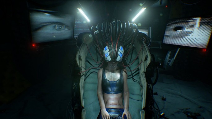 30 Observer - Mejores juegos de terror