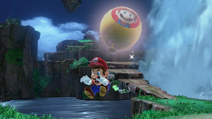 30 Super Mario Odyssey