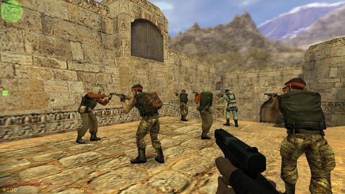 31 Counter-Strike