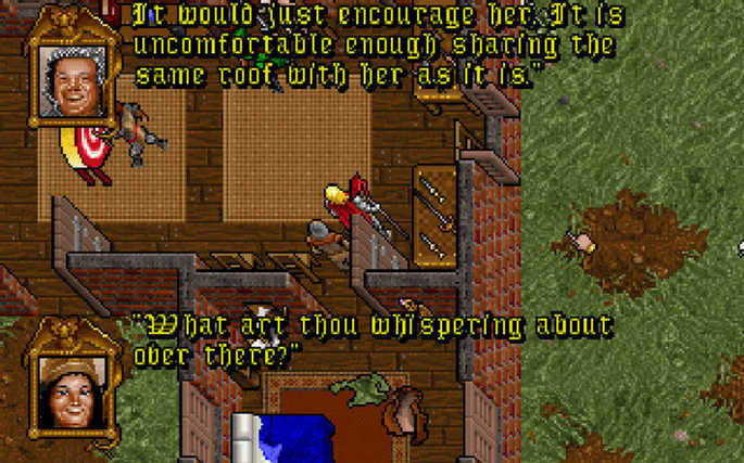 31 Ultima VII The Black Gate