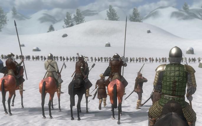 Mount & Blade: Warband - Mejores juegos RPG para PC
