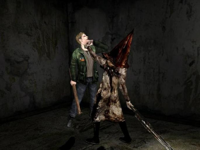 32 Silent Hill 2