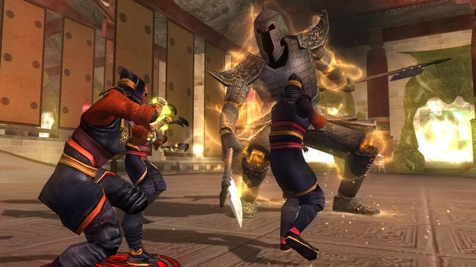 Jade Empire - Mejores juegos RPG para PC