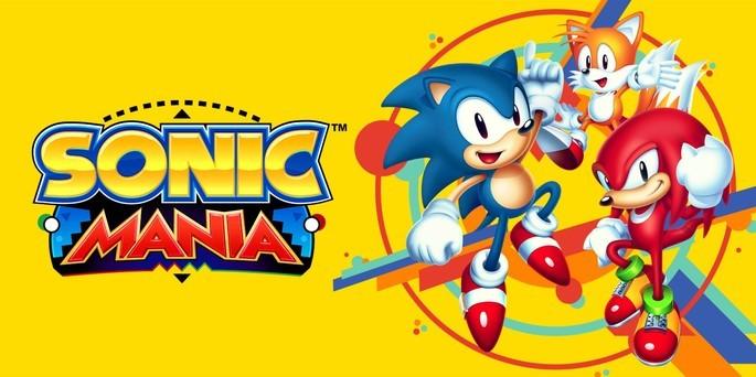 34 Sonic Mania