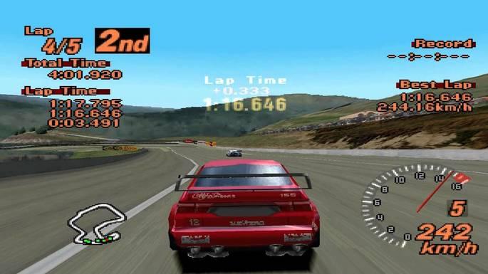 35 Gran Turismo 2