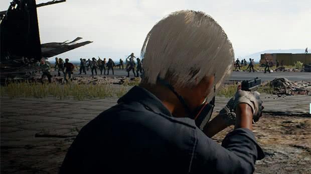 pugb pistolas