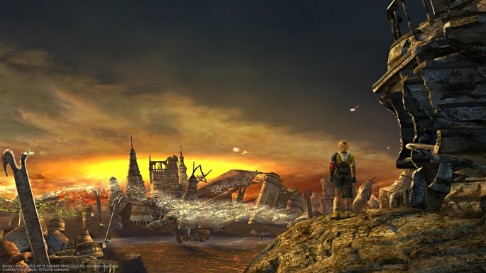 37 Final Fantasy X X-2 HD Remaster
