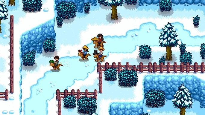 Stardew Valley - Mejores juegos RPG para PC