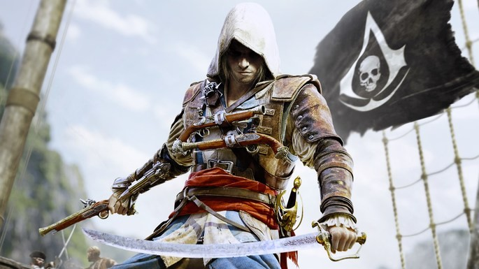 4 Assassin's Creed IV Black Flag - Mejores Assassins Creed
