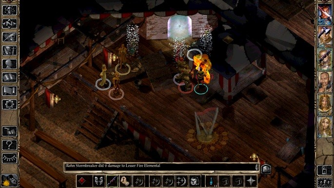 4 Baldur's Gate II Shadows of Amn